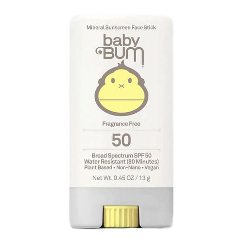 Sun Bum Baby Bum SPF 50 Premium Natural Sunblock Stick