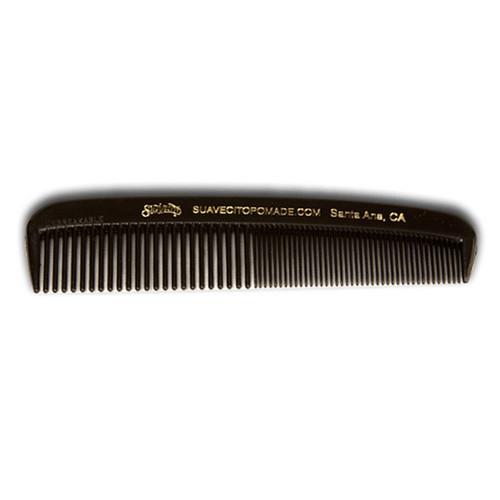 Suavecito Classic Black Pocket Comb