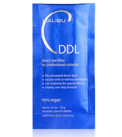 Malibu C DDR Direct Dye Remover Packette