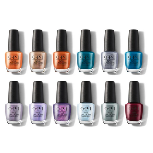 OPI Muse of Milan Collection Classic Lacquer