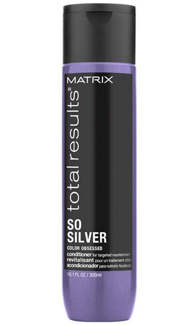 Matrix Total Results So Silver Purple Toning Conditioner