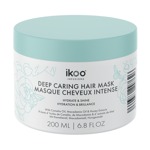 ikoo Deep Caring Hair Mask Hydrate & Shine