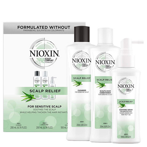 Nioxin Scalp Relief Kit