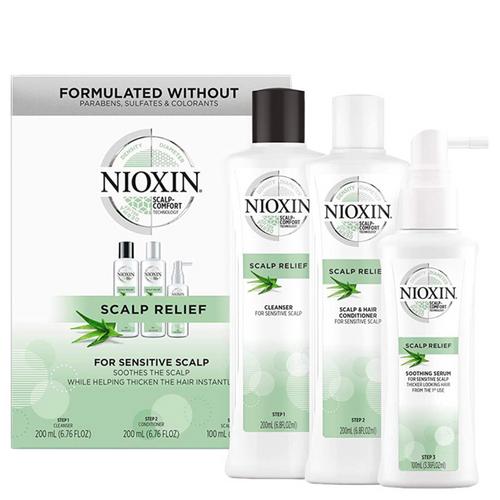 Nioxin Scalp Relief Kit
