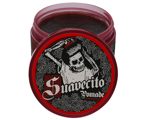 Suavecito Dark Woods Firme Hold Pomade