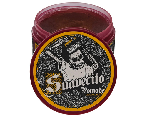 Suavecito Dark Woods Original Hold Pomade