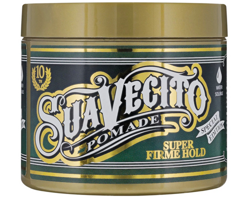 Suavecito 10th Anniversary Super Firme Hold Pomade