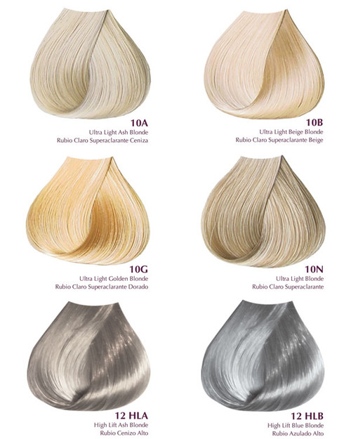 Satin Professional Hair Color
