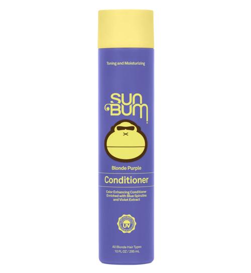 Sun Bum Purple Blonde Toning Conditioner