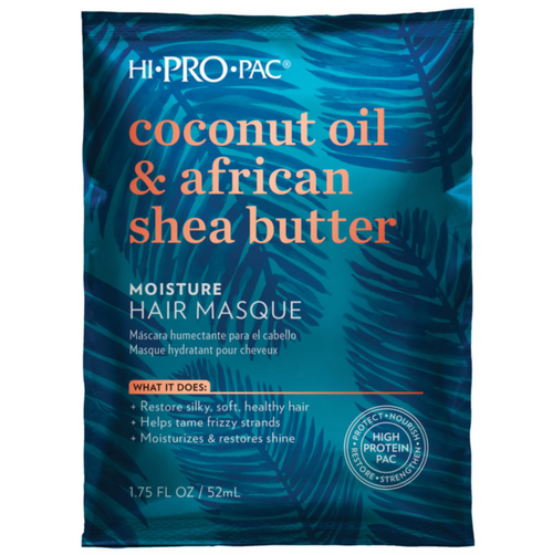 Hi Pro Pac Coconut Oil and African Shea Butter Hair Masque