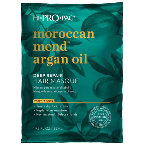 Hi Pro Pac Moroccan Mend Argan Oil Deep Repair Hair Masque