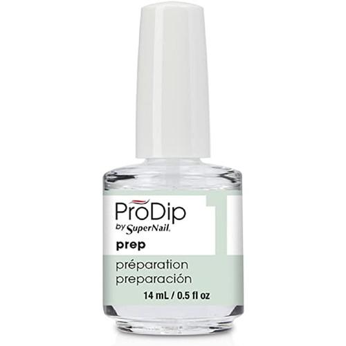 SuperNail ProDip Prep Step 1