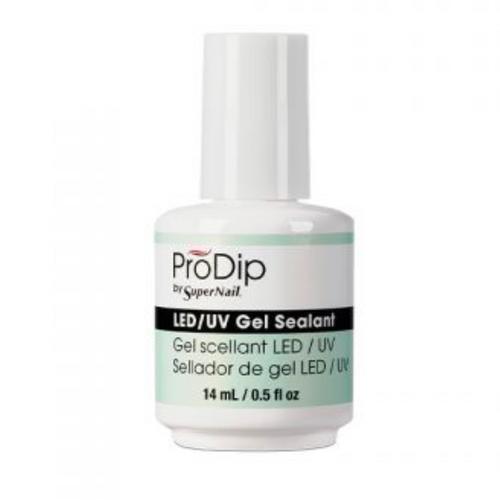 SuperNail ProDip LED/UV Gel Sealant
