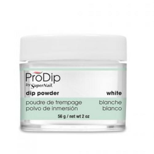 SuperNail ProDip Acrylic Nail Dip White Powder