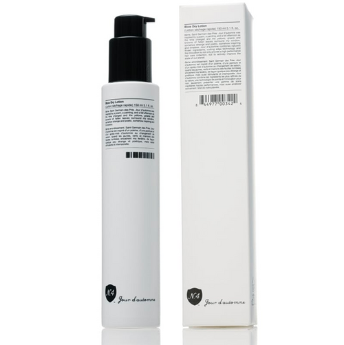 Number 4 Blow Dry Lotion