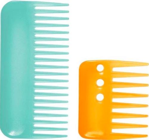 Cricket Ultra Clean Big Time Detangling Comb 2 Pack