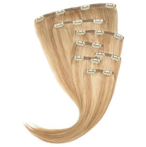 7 Piece Clip in Remi Human Hair Extensions