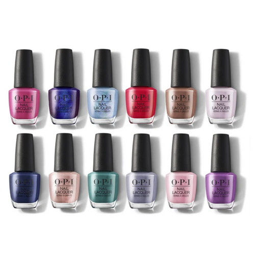 OPI Downtown LA Nail Lacquer Collection