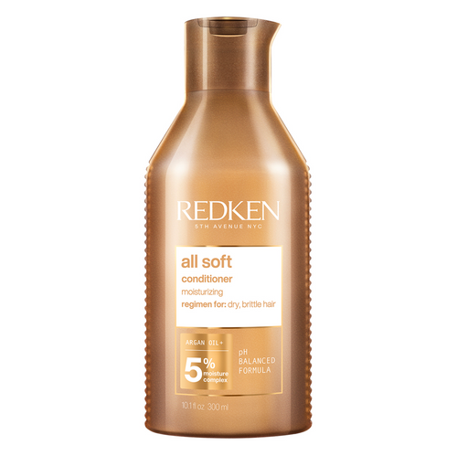 Redken All Soft Conditioner new packaging