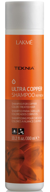 Lakme Teknia Ultra Copper Shampoo