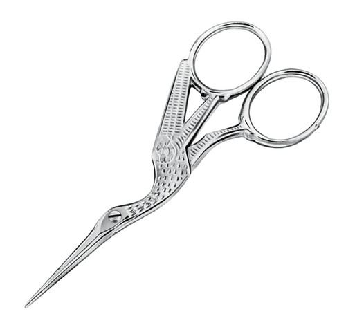 tweezerman stork scissors