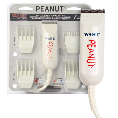 Wahl Peanut Trimmer in White