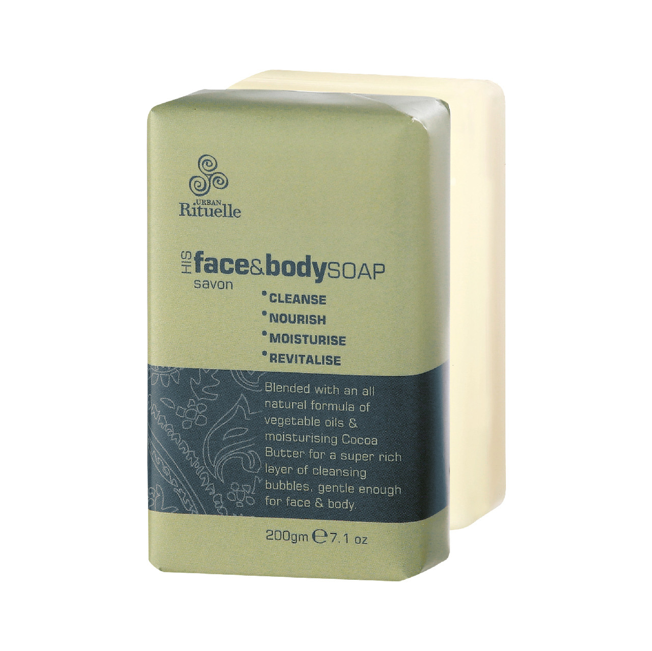 HIS - Face & Body Soap - Urban Rituelle