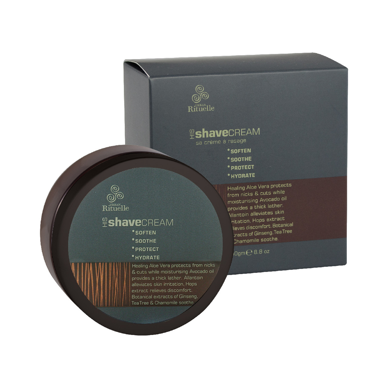 HIS - Shave Cream - Urban Rituelle