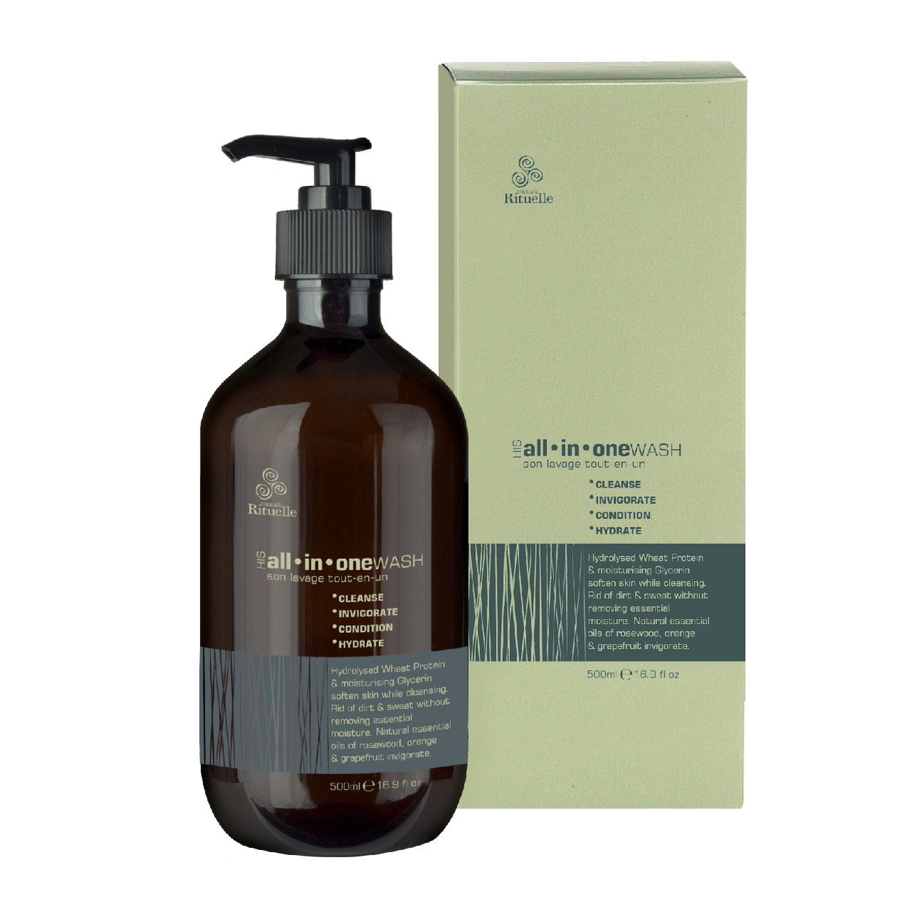 HIS - All-in-One Wash - Urban Rituelle