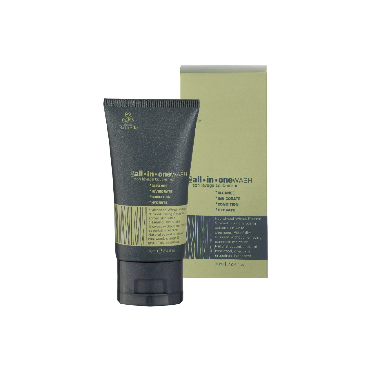 HIS - Travel All-In-One Wash - Urban Rituelle