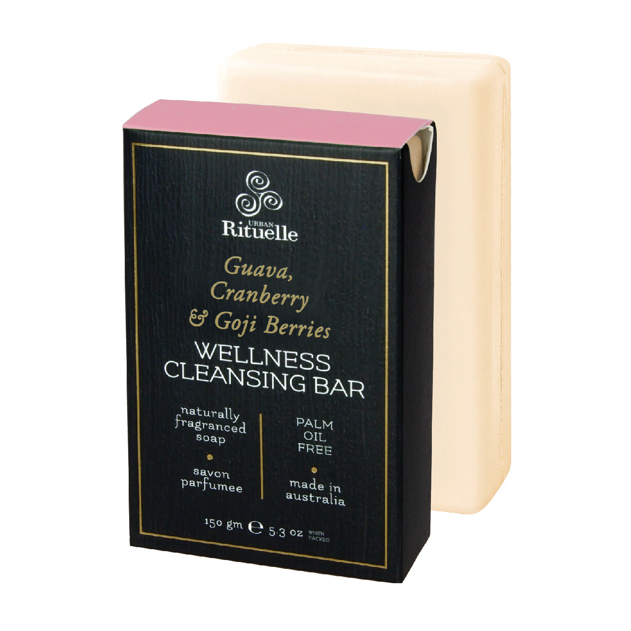 Harvest - Guava - Wellness Cleansing Bar - Urban Rituelle