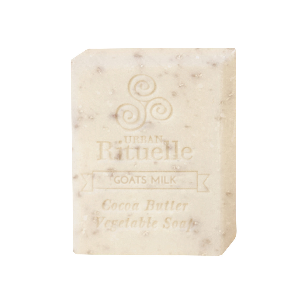 Organic Cocoa Butter Vegetable Soap - Goats Milk - Urban Rituelle