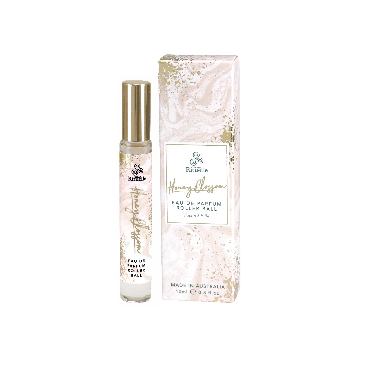 Sweet Treats - Honey Blossom - Eau De Parfum Roller Ball -  Urban Rituelle