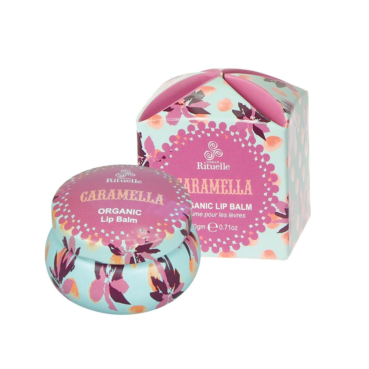 Caramella Organic Lip Balm - Sweet Treats - Urban Rituelle