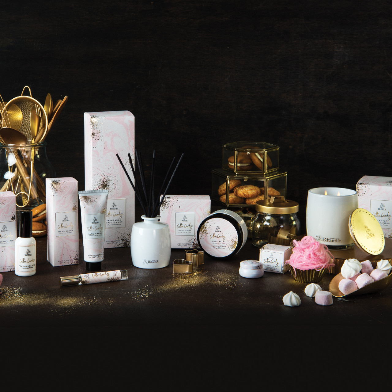 Sweet Treats - Cotton Candy - Urban Rituelle