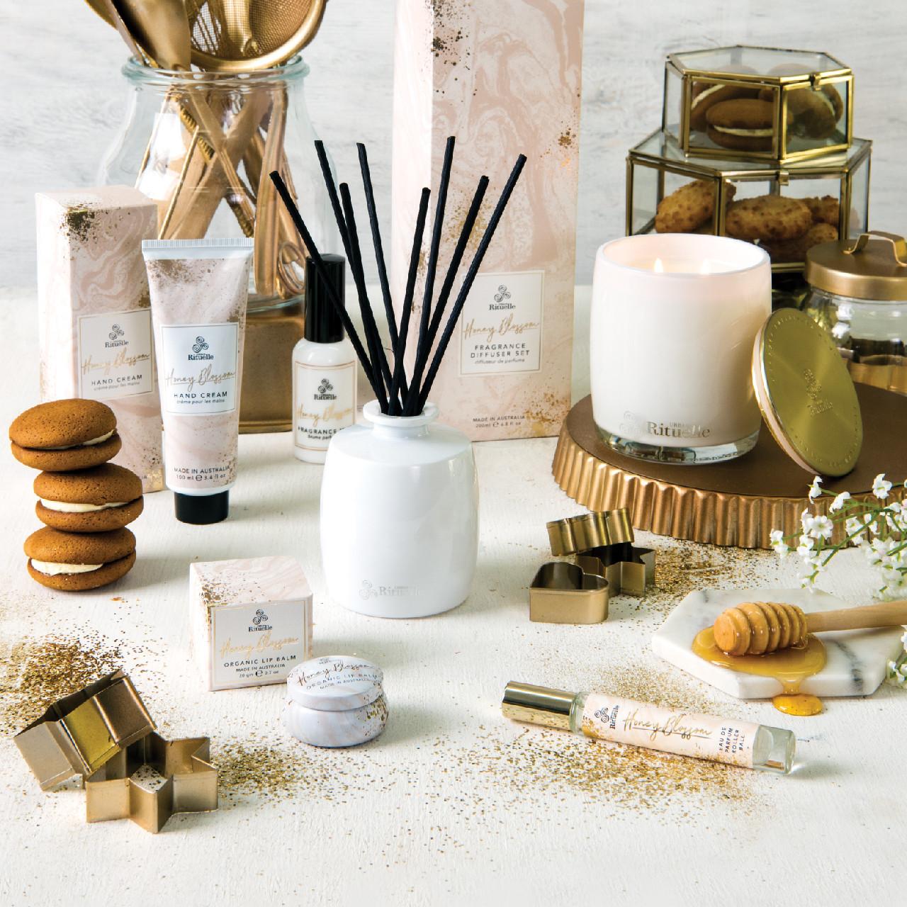 Sweet Treats - Honey Blossom - Sweet Delights Gift Set - Urban Rituelle