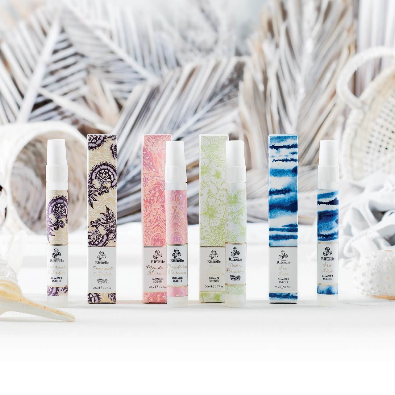 Summer Scents Perfumes - Urban Rituelle