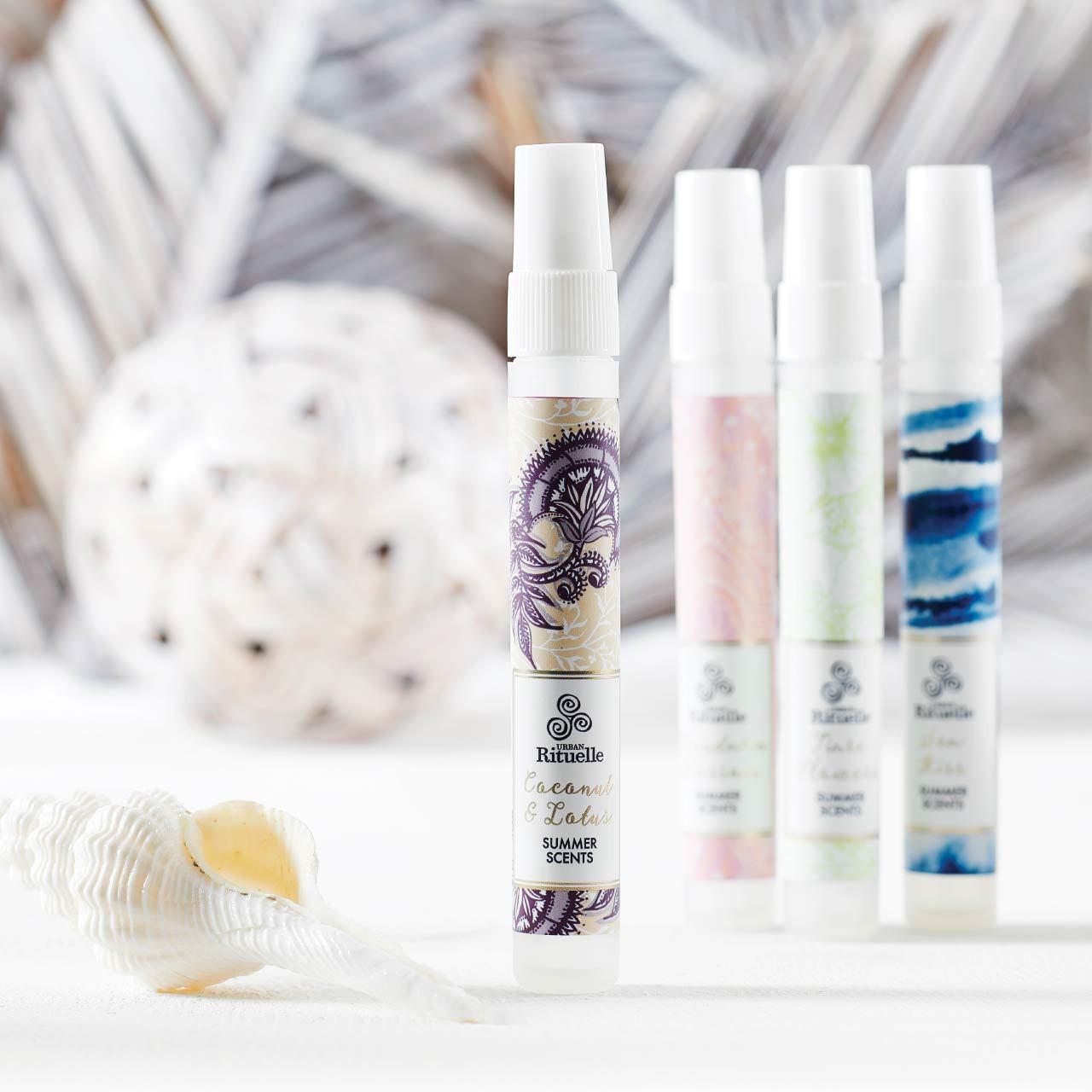 Summer Scents Perfumes- Urban Rituelle
