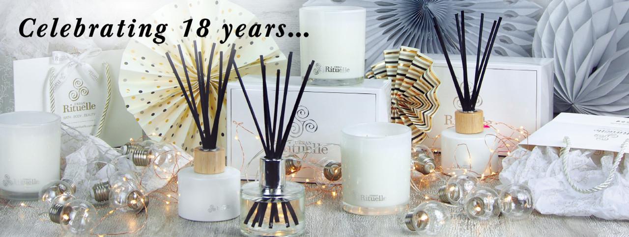 Celebrating 18 years…