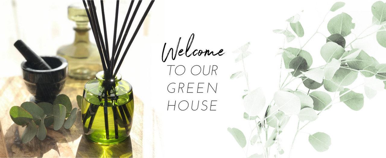 Welcome to our green house