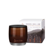 Equilibrium - Mandarin, Basil & Lime - Scented Soy Candle - Urban Rituelle
