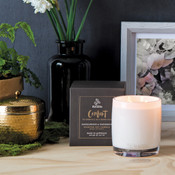Scented Offerings - Comfort - Sandalwood & Tangerine - Scented Soy Candle - Urban Rituelle