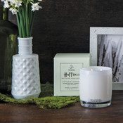 Scented Offerings - Happiness - Lemongrass & Mandarin - Scented Soy Candle- Urban Rituelle