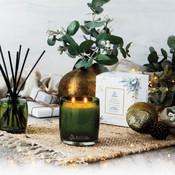 Festive Botanica - Cypress, Eucalypt & Cedarwood - Scented Soy Candle - Urban Rituelle