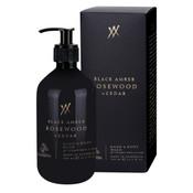 Alchemy - Black Amber, Rosewood & Cedar - Hand & Body Wash - Urban Rituelle