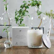 Alchemy - White Lotus, Geranium Leaf & Bergamot - Scented Soy Candle - Urban Rituelle
