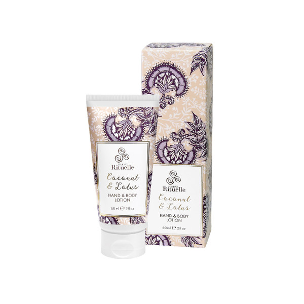 Seaside Story - Coconut & Lotus - Hand & Body Lotion - Urban Rituelle