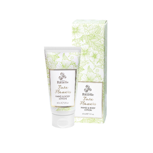 Seaside Story - Tiare Flowers - Hand & Body Lotion - Urban Rituelle