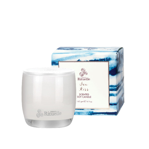 Seaside Story - Sea Kiss - Scented Soy Candle - Urban Rituelle