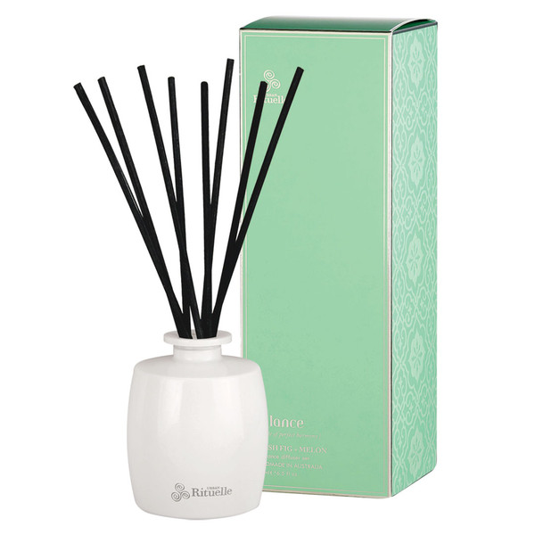 Balance - Fresh Fig & Melon - Fragrance Diffuser Set - Scented Offerings - Urban Rituelle